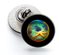 Pin de Solapa Magglass Fondo Marino Nº21 16mm
