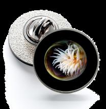 Pin de Solapa Magglass Fondo Marino Nº24 16mm