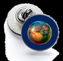 Pin de Solapa Magglass Fondo Marino Nº3 16mm