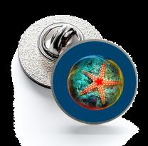 Pin de Solapa Magglass Fondo Marino Nº5 16mm