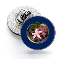 Pin de Solapa Magglass Fondo Marino Nº8 16mm
