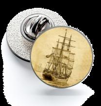 Pin de Solapa Magglass Grabados Barcos Nº12 16mm
