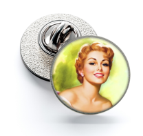 Pin de Solapa Magglass Pin Up Girls Nº11 16mm
