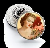 Pin de Solapa Magglass Pin Up Girls Nº12 16mm