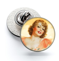 Pin de Solapa Magglass Pin Up Girls Nº13 16mm