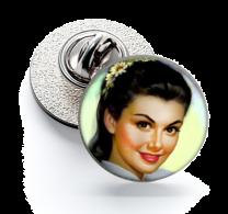 Pin de Solapa Magglass Pin Up Girls Nº14 16mm