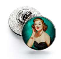 Pin de Solapa Magglass Pin Up Girls Nº15 16mm