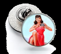 Pin de Solapa Magglass Pin Up Girls Nº16 16mm