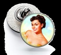 Pin de Solapa Magglass Pin Up Girls Nº18 16mm