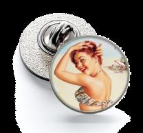 Pin de Solapa Magglass Pin Up Girls Nº20 16mm
