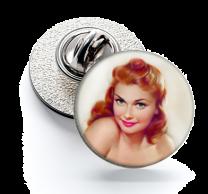 Pin de Solapa Magglass Pin Up Girls Nº21 16mm