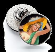 Pin de Solapa Magglass Pin Up Girls Nº23 16mm
