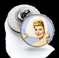 Pin de Solapa Magglass Pin Up Girls Nº5 16mm