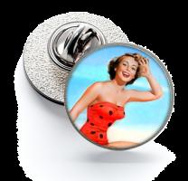 Pin de Solapa Magglass Pin Up Girls Nº6 16mm