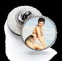 Pin de Solapa Magglass Pin Up Girls Nº8 16mm