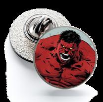 Pin de Solapa Magglass Red Hulk