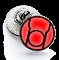 Pin de Solapa Magglass Red Lanterns Corps mod 2