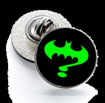 Pin de Solapa Magglass Riddler Logo