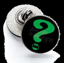 Pin de Solapa Magglass Riddler Logo mod 3