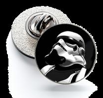Pin de Solapa Magglass Stormtrooper
