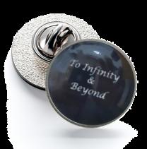 Pin de Solapa Magglass To Infinity & Beyond