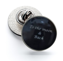 Pin de Solapa Magglass To The Moon & Back