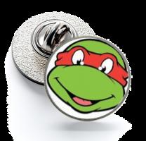 Pin de Solapa Magglass Tortugas Ninja Raphael