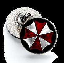 Pin de Solapa Magglass Umbrella Corp