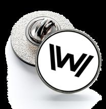 Pin de Solapa Magglass Westworld White