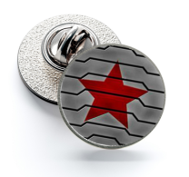 Pin de Solapa Magglass Winter Soldier