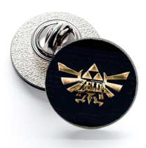 Pin de Solapa Magglass Zelda