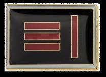 Pin de Solapa Master/Slave Pride Flag LGTBI