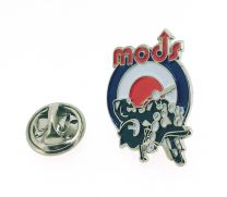 Pin de Solapa MODS Bandera RAF