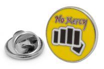 Pin de solapa No Mercy 18mm