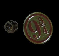 Pin de solapa Plataforma 3/4 Harry Potter 25mm