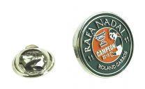 Pin de Solapa Rafael Nadal 11 Roland Garros