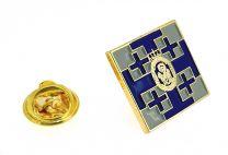 Pin de Solapa Real Orden de Sao Teotonio
