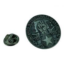 Pin de Solapa Replica Medalla Voluntarios Internacionales de la Libertad 25mm