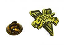 Pin de solapa Street Fighter