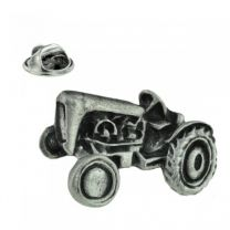 Pin de Solapa Tractor Granja Vintage 25x18mm