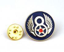 Pin de Traje The Eighth Air Force (8AF) USA Lapel Pin