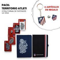 Pack del Territorio Atleti + 2 productos de regalo del Atlético de Madrid