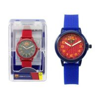 Reloj pulsera cadete FCBarcelona Esfera 40 mm Color Burdeos