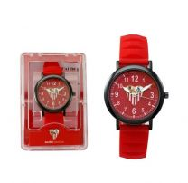 Reloj pulsera cadete Sevilla Esfera 40 mm Color Rojo