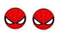Gemelos Magglass Spiderman Rojo