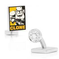 Gemelos Star Wars Clone Troopers Pop Art Special Poster Cuff