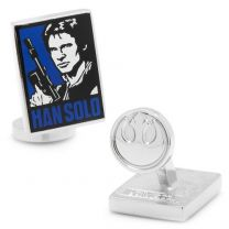 Gemelos Star Wars Han Solo Pop Art Special Poster Cuff