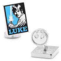 Gemelos Star Wars Luke Skywalker Pop Art Special Poster Cuff