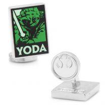 Gemelos Star Wars Yoda Pop Art Special Poster Cuff