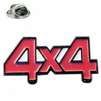 Pin de Solapa 4x4 25x10mm